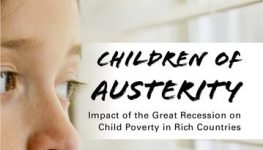 Children of Austerity Cover